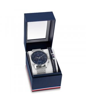 Modowy zegarek męski TOMMY HILFIGER SAWYER 2770102