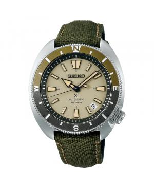 Sportowy zegarek męski SEIKO Prospex Land Tortoise SI SRPG13K1