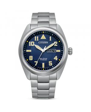 Wojskowy zegarek męski CITIZEN Military BM8560-88LE