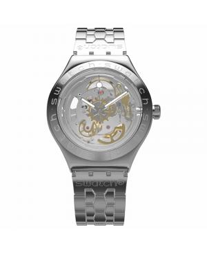 Szwajcarski zegarek SWATCH Automatic Body And Soul YAS100G