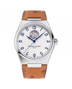Szwajcarski klasyczny zegarek męski FREDERIQUE CONSTANT Highlife Heritage Limited Edition FC-310AN4NH6 (FC310AN4NH6)