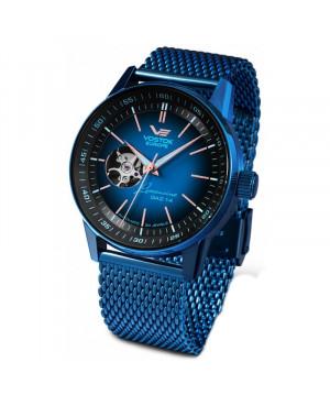 Klasyczny zegarek męski VOSTOK EUROPE Gaz-14 Limousine NH38A/560D603B (NH38A560D603B)