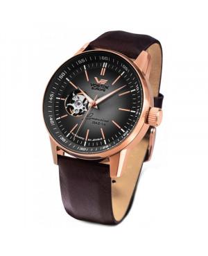 Klasyczny zegarek męski VOSTOK EUROPE Gaz-14 Limousine NH38A/560B602 (NH38A560B602)
