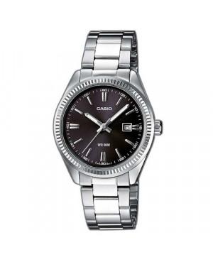 Klasyczny zegarek damski CASIO Classic LTP-1302PD-1A1VEF (LTP1302PD1A1VEF)