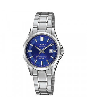 Klasyczny zegarek damski CASIO Classic LTS-100D-2A2VEF (LTS100D2A2VEF)