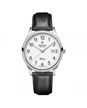 Szwajcarski klasyczny zegarek męski ATLANTIC Sealine 62341.41.13 (623414113)