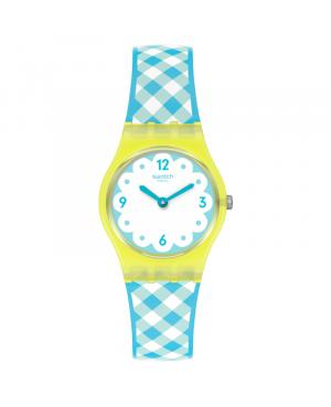 Szwajcarski dziewczęcy zegarek SWATCH PICMIKA LJ112