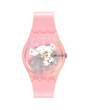 Szwajcarski modowy zegarek damski SWATCH SKYDAWN GP173
