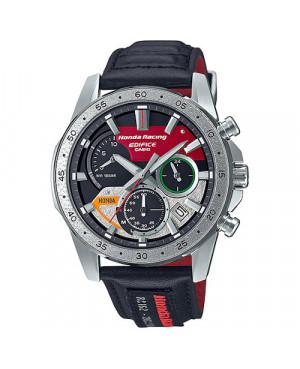 Sportowy zegarek męski CASIOEdifice Solar Honda Racing Special Edition EQS-930HR-1AER