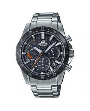 Sportowy zegarek męski CASIO EDIFICE PREMIUM EFS-S580DB-1AVUEF (EFSS580DB1AVUEF)