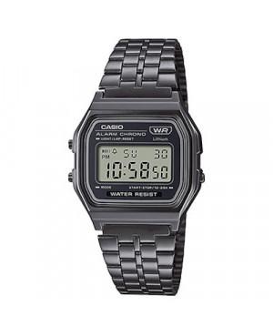 Elegancki zegarek męski CASIO Vintage A158WETB-1AEF (A158WETB1AEF)