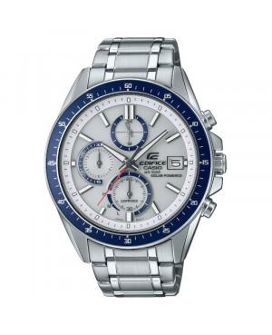 Sportowy zegarek męski CASIO EDIFICE PREMIUM EFS-S510D-7BVUEF (EFSS510D7BVUEF)