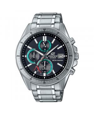 Sportowy zegarek męski CASIO EDIFICE PREMIUM EFS-S510D-1BVUEF (EFSS510D1BVUEF)