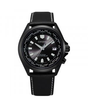 Sportowy zegarek męski CITIZEN Radio controlled CB0225-14E (CB022514E)