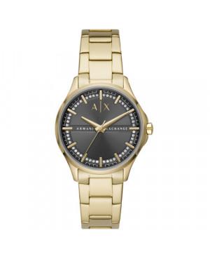 Biżuteryjny zegarek damski ARMANI EXCHANGE Lady Hampton AX5257