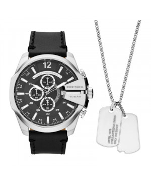 Modowy zegarek męski DIESEL MEGA CHIEF DZ4559
