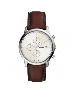 Klasyczny zegarek męski FOSSIL MINIMALIST CHRONO FS5849
