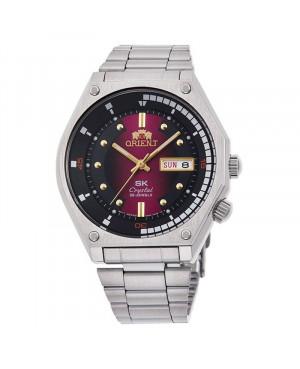 Elegancki zegarek męski ORIENT RA-AA0B02R19B Super King (RAAA0B02R19B)