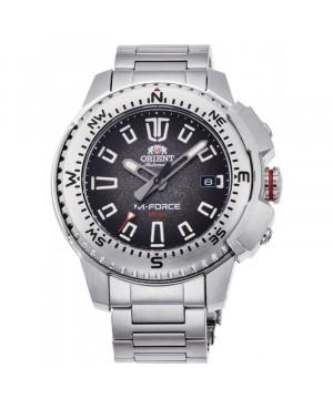 Sportowy zegarek męski ORIENT RA-AC0N01B10B M-Force (RAAC0N01B10B)