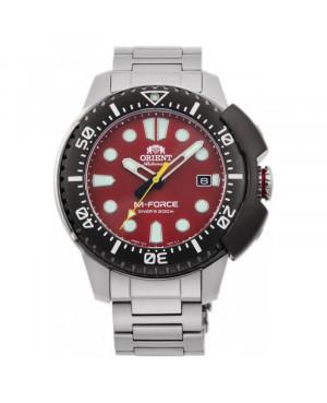 Sportowy zegarek męski ORIENT RA-AC0L02R00B M-Force Diver (RAAC0L02R00B)