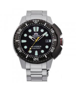 Sportowy zegarek męski ORIENT RA-AC0L01B00B M-Force Diver (RA-C0L01B00B)
