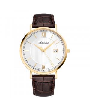 Szwajcarski klasyczny zegarek męski ADRIATICA A1294.1263QK (A12941263QK)