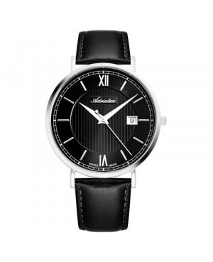 Szwajcarski klasyczny zegarek męski ADRIATICA A1294.5264Q (A12945264Q)