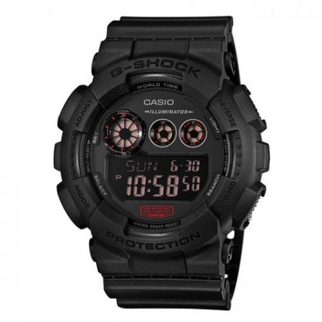 Sportowy zegarek męski Casio G-Shock GD-120MB-1ER (GD120MB1ER)