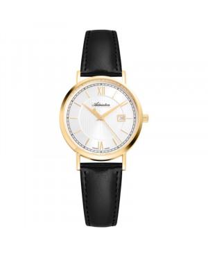 Szwajcarski klasyczny zegarek damski ADRIATICA A3194.1263Q (A31941263Q)