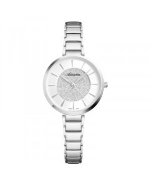 Szwajcarski biżuteryjny zegarek damski ADRIATICA A3752.5113Q (A37525113Q)