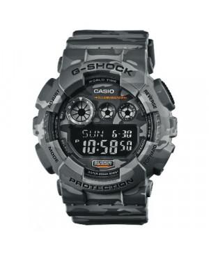 Sportowy zegarek męski Casio G-Shock GD-120CM-8ER (GD120CM8ER)