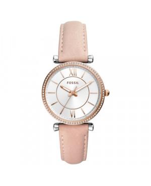 Biżuteryjny zegarek damski FOSSIL CARLIE ES4484