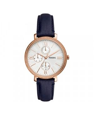 Biżuteryjny zegarek damski FOSSIL JACQUELINE ES5096