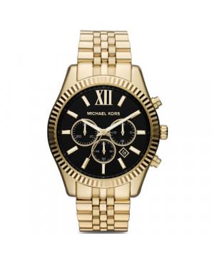 Modowy zegarek męski MICHAEL KORS LEXINGTON MK8286