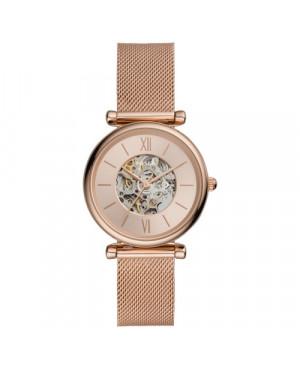 Elegancki zegarek damski FOSSIL Carlie ME3175