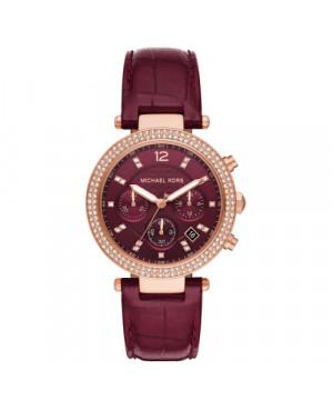 Modowy zegarek damski MICHAEL KORS Parker MK6986