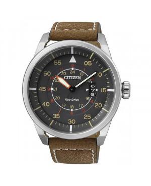 Elegancki zegarek męski CITIZEN Eco-Drive AW1360-12H (AW136012H)