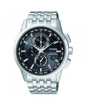 Sportowy zegarek męski CITIZEN Radio controlled AT8110-61E (AT811061E)