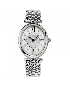 Szwajcarski elegancki zegarek damski FREDERIQUE CONSTANT Classics Art Deco FC-200RMPW2V6B (FC200RMPW2V6B)