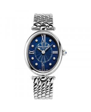 Szwajcarski elegancki zegarek damski FREDERIQUE CONSTANT Classics Art Deco FC-200RMPN2V6B (FC200RMPN2V6B)