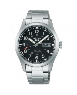 Japoński, klasyczny zegarek męski Seiko 5 Sports SRPG27K1