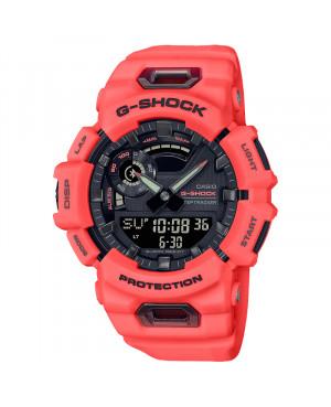 Sportowy zegarek męski CASIO G-Shock G-Squad GBA-900-4AER (GBA9004AER)