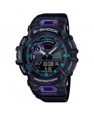 Sportowy zegarek męski CASIO G-Shock G-Squad GBA-900-1A6ER (GBA9001A6ER)