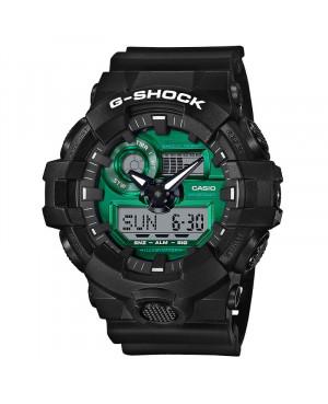 Sportowy zegarek męski Casio G-Shock Original GA-700MG-1AER (GA700MG1AER)