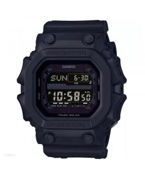 Sportowy zegarek męski CASIO G-Shock GXW-56BB-1ER (GXW56BB1ER)