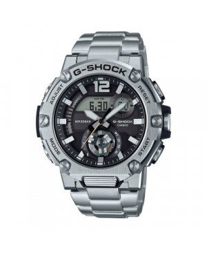 Sportowy zegarek męski CASIO G-Shock G-Steel GST-B300SD-1AER (GSTB300SD1AER)