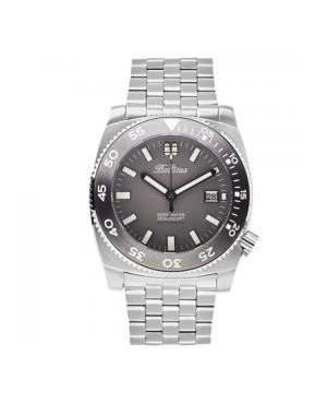 Polski zegarek męski do nurkowania Deep Water BALTICUS BLT-DW-GR
