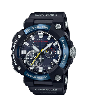 Zegarek męski do nurkowania CASIO G-SHOCK Frogman GWF-A1000C-1AER (GWFA1000C1AER)