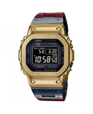 Sportowy zegarek męski CASIO G-SHOCK GMW-B5000TR-9ER (GMWB5000TR9ER)