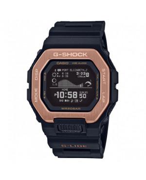Sportowy zegarek męski Casio G-Shock G-Lide GBX-100NS-4ER (GBX100NS4ER)